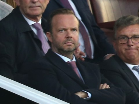 Ed Woodward only has one manager he wants to replace Jose Mourinho at Manchester United