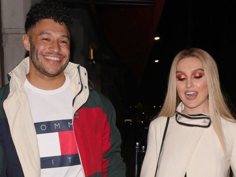 Perrie Edwards and Alex Oxlade-Chamberlain nearly split over a game: 'I thought I was going to dump him'