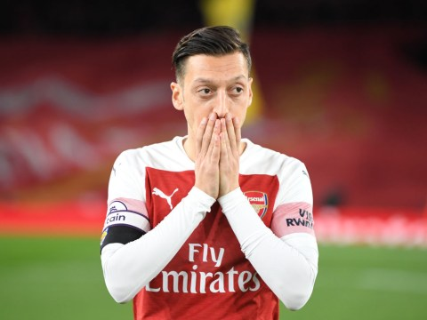 Mesut Ozil's agent set for talks with Inter Milan as Arsenal consider £25m bids