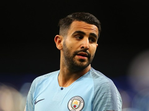 Man City forward Riyad Mahrez rates Chelsea and Arsenal's chances of winning the Premier League