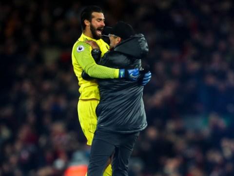 Xherdan Shaqiri defends Jurgen Klopp for 'emotional' pitch celebration after Liverpool goal