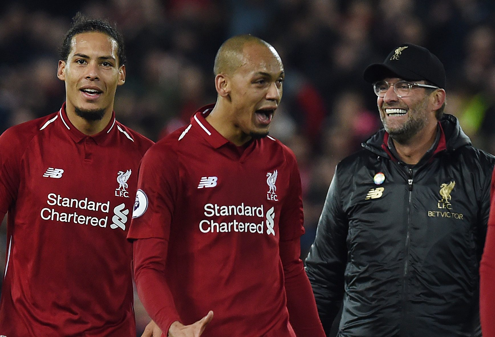 Fabinho reveals what Philippe Coutinho told him about Liverpool before summer move