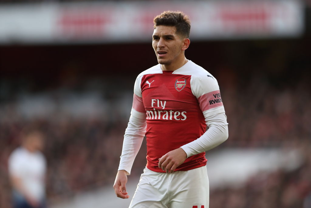Arsenal legend hails Lucas Torreira as the club's best midfielder since Patrick Vieira