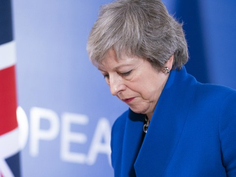What time is the Brexit vote for Theresa May's deal?