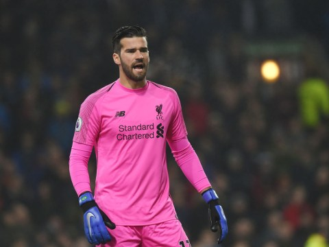 Alisson Becker equals club record after Liverpool complete comeback win over Burnley