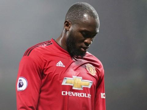 Romelu Lukaku considering transfer away from Manchester United