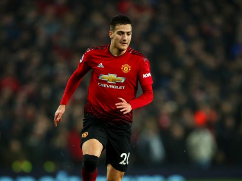 Jose Mourinho hails Diogo Dalot after 'fantastic' full Premier League debut against Arsenal