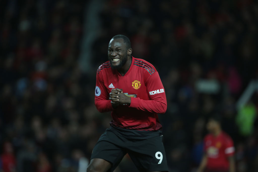 Gary Neville gives verdict on whether Romelu Lukaku should start against Liverpool