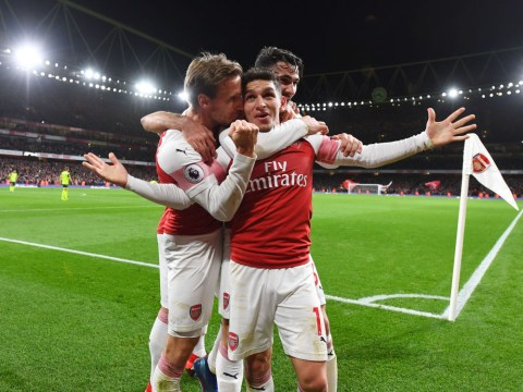 Lucas Torreira speaks out on scoring Arsenal's spectacular winning goal against Huddersfield
