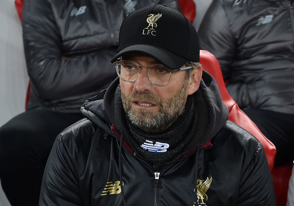 Jurgen Klopp reveals Liverpool star Trent Alexander-Arnold suffered 'painful' injury during Napoli win