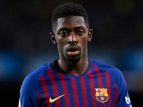 Arsenal and Liverpool suffer transfer blow as Ousmane Dembele looks set to stay at Barcelona
