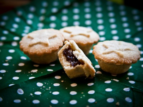 Christmas is four months away, so Asda is of course selling mince pies