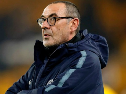 Chelsea boss Maurizio Sarri hints at big transfer in January