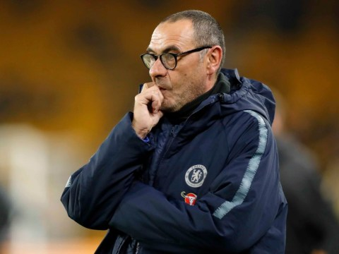 Maurizio Sarri makes Edinson Cavani his top target to replace Alvaro Morata and Olivier Giroud