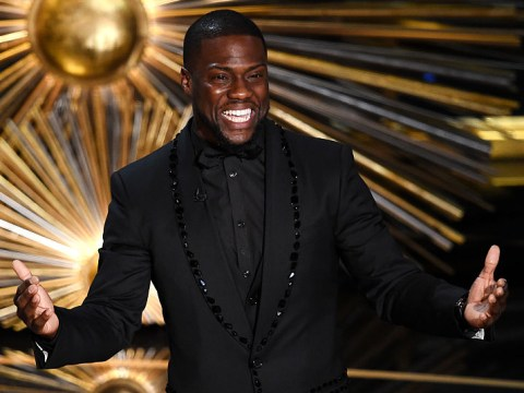 Kevin Hart could still host the Oscars following homophobic tweets as he vows 'I'm not that guy'
