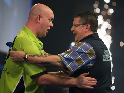 Michael van Gerwen has a stunning head-to-head record against Gary Anderson ahead of PDC World Championship semi-final