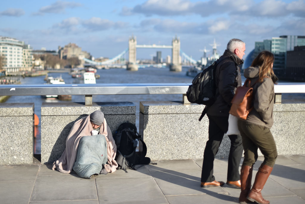 Refugees have been through the unimaginable only to face homelessness and poverty in the UK