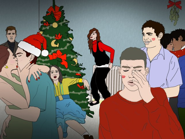 Christmas party horror stories