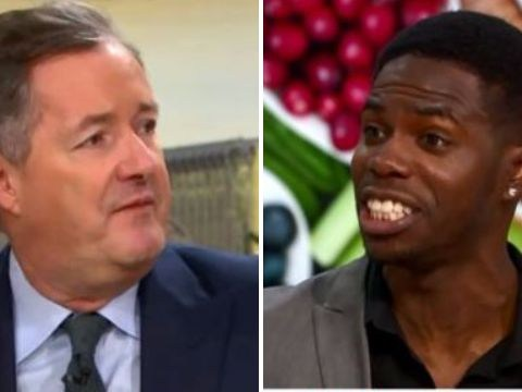 Piers Morgan kicks off at Apprentice star Kayode Damali over 'militant' vegans: 'It's not your show'