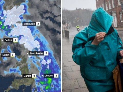 Get ready for freezing rain to batter the UK – but what exactly is it?