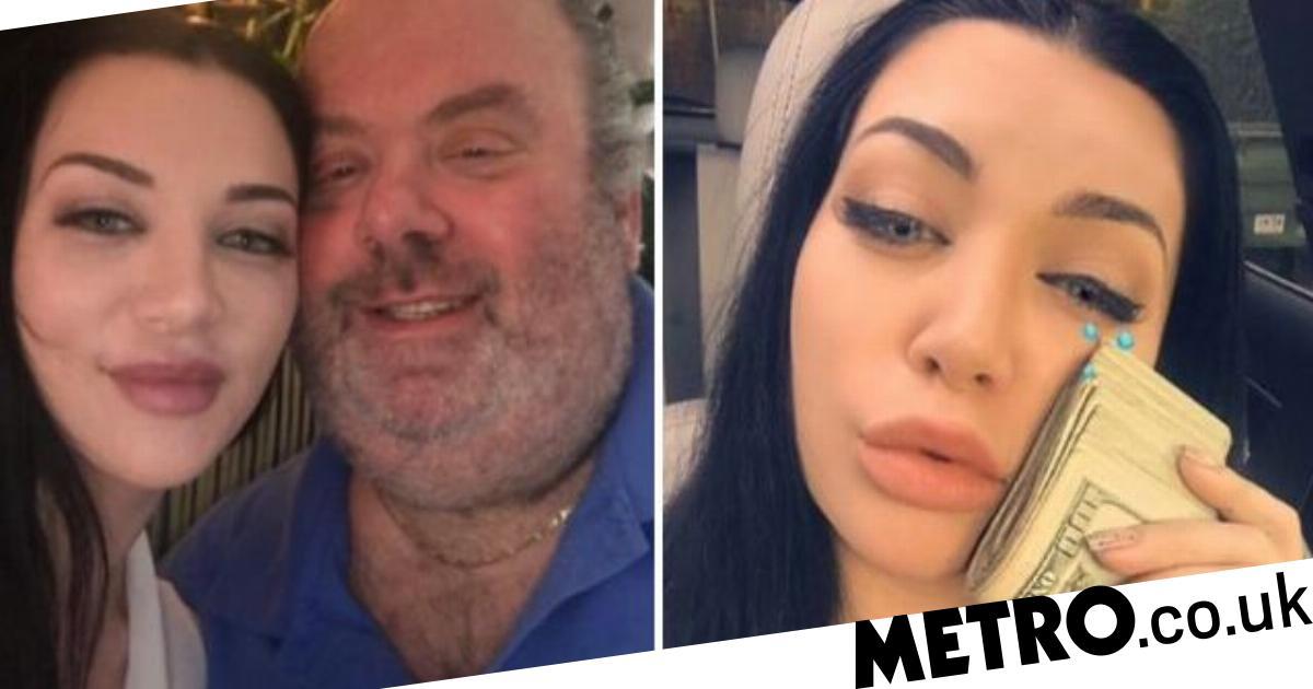 Former escort writes spiteful online 'tribute' to her dead