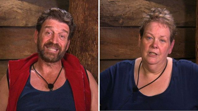 I'm A Celebrity's Nick Knowles sparks debate with Anne Hegerty as he insists the moon landing was faked