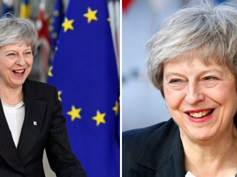 Theresa May says she will resign before general election but won't say when