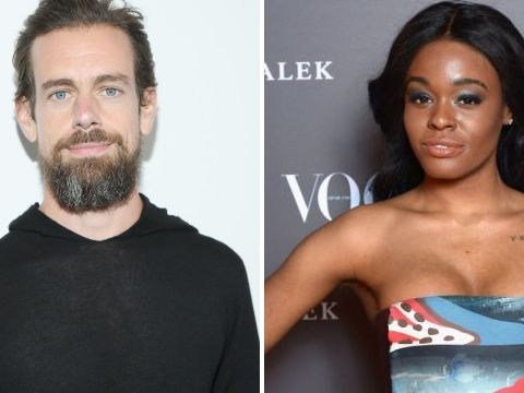Twitter CEO Jack Dorsey 'sent Azealia Banks his beard clippings for an amulet to protect him against ISIS'