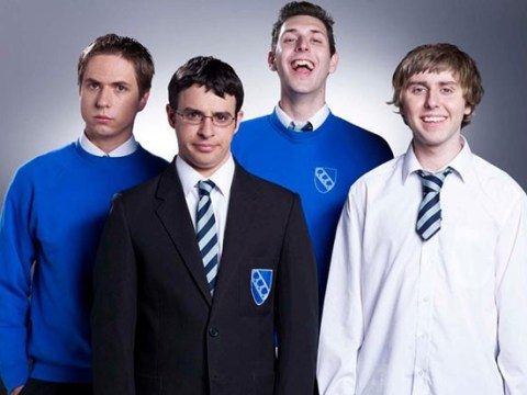 What time is The Inbetweeners reunion special on TV tonight?