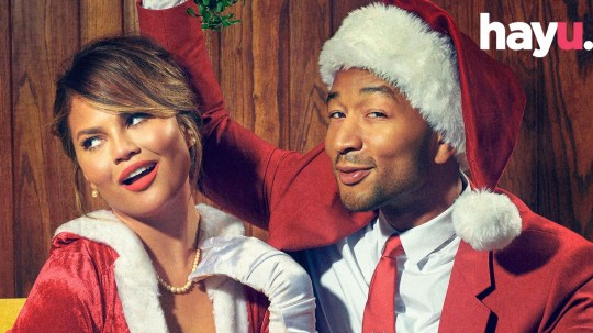 Stevie Wonder Christmas.Stevie Wonder Drives To John Legend And Chrissy Teigen S A