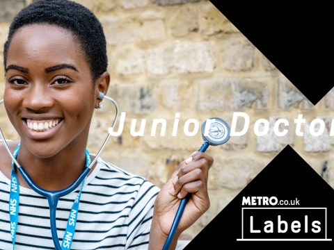 My Label and Me: Being a junior doctor is both exhilarating and tedious, exciting and mundane