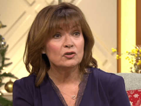 Lorraine Kelly 'speed interviews' guests as show cut down in favour of Theresa May's leadership battle speech