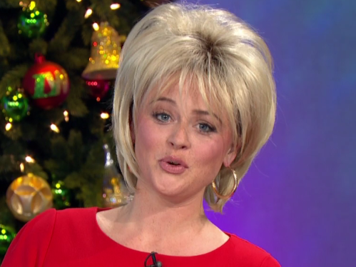 Emily Atack impersonates This Morning's Ruth Langsford and it's the best thing we've ever seen