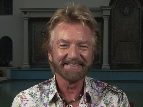 Noel Edmonds refuses to talk £600,000 I'm a Celeb payday with Piers Morgan