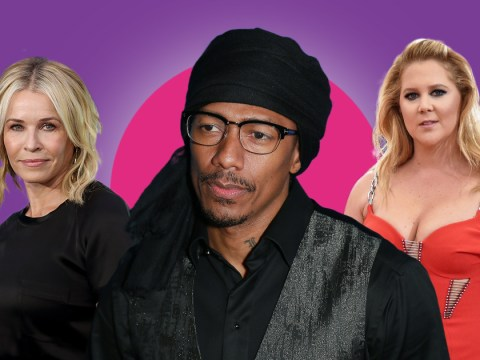 Nick Cannon digs up 'homophobic tweets' from Amy Schumer and Chelsea Handler as he defends Kevin Hart