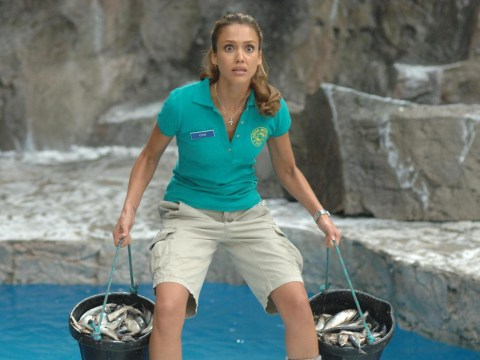 Jessica Alba tops list of actors with worst reviewed films but she's still living her best life