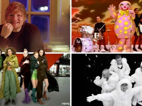 Every single Christmas number one since 1952 – from Mr Blobby to Ed Sheeran and Rage Against The Machine