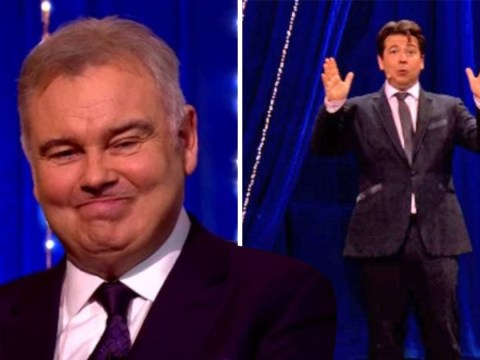 Eamonn Holmes has an app to deal with his prostate because it's the same size as Michael McIntyre's head, just FYI