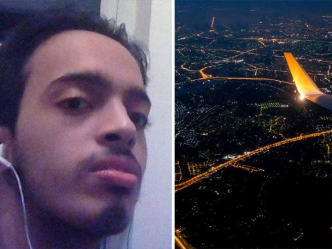 British teen arrested for spying in Egypt after filming from plane