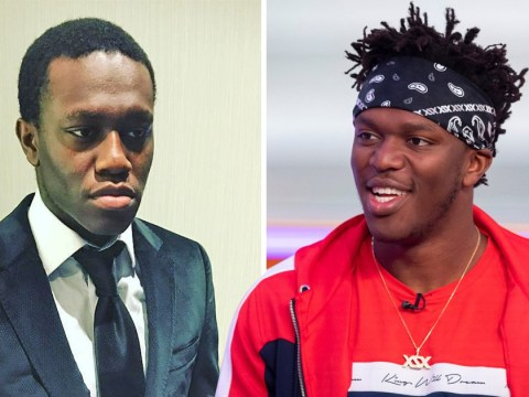 KSI blocks brother Deji on Twitter and Instagram after he 'leaked his bank statement'
