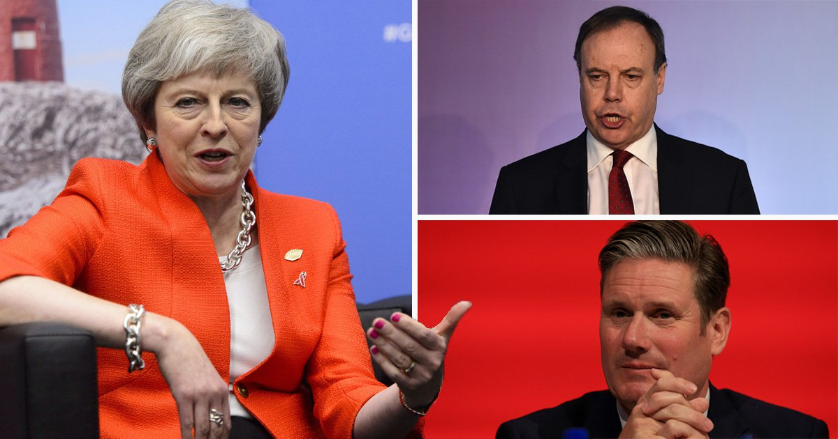 Labour and DUP join forces to demand Theresa May releases Brexit legal advice