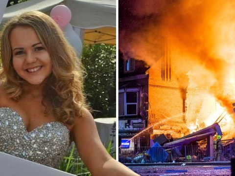Daughter text mum to say she'd got home safe two minutes before flat exploded