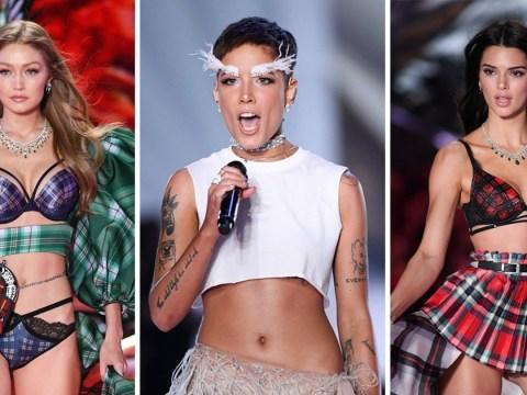 Halsey slams Victoria's Secret Fashion Show after vice president's 'anti-trans' comments