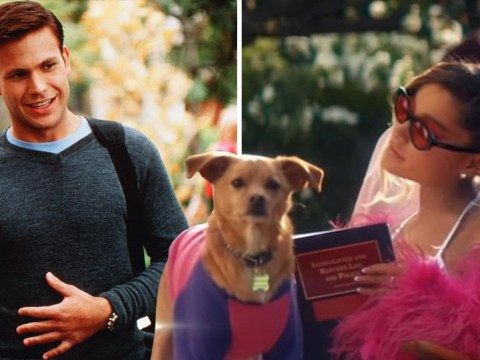 Elle Woods' bonehead ex Warner was supposed to be in Ariana Grande's Thank You, Next video