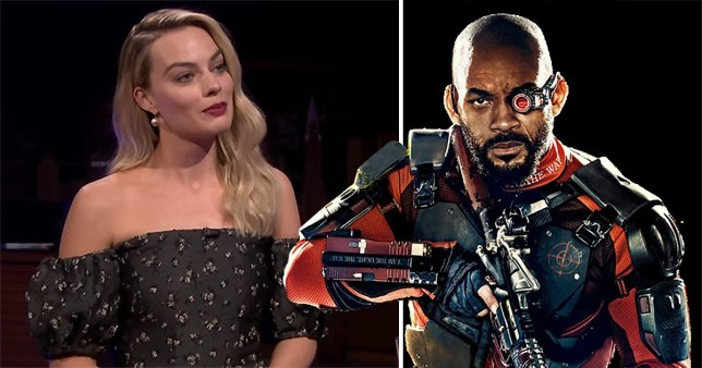 Margot Robbie refuses to deny Will Smith's death in Suicide
