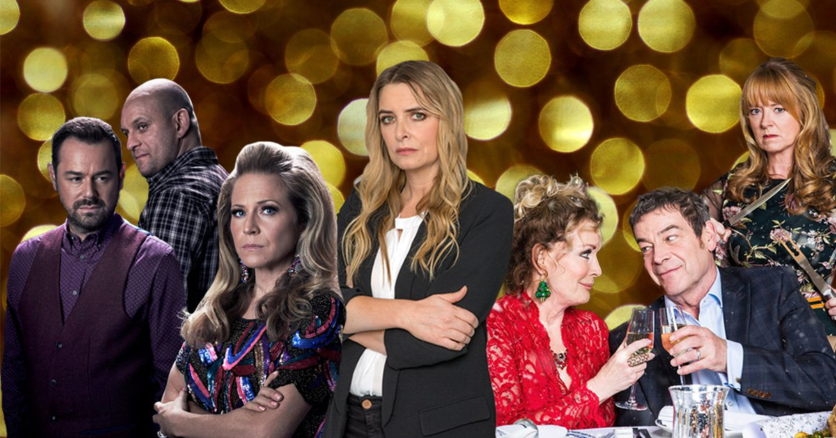 40 Christmas soap spoilers: EastEnders and Coronation Street death shockers, Emmerdale and Hollyoaks wedding twists