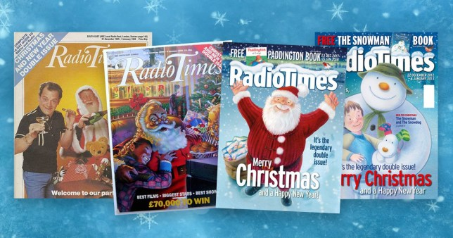 Christmas Radio.When Is The Christmas Radio Times Out For 2018 Tv Listings