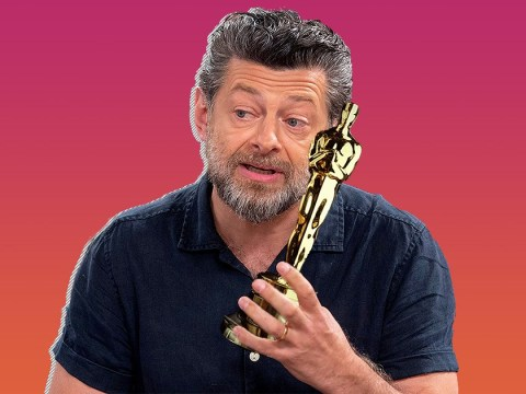 Andy Serkis 'not bothered' if Mowgli doesn't get an Oscar nomination amid fans' anger over award snub