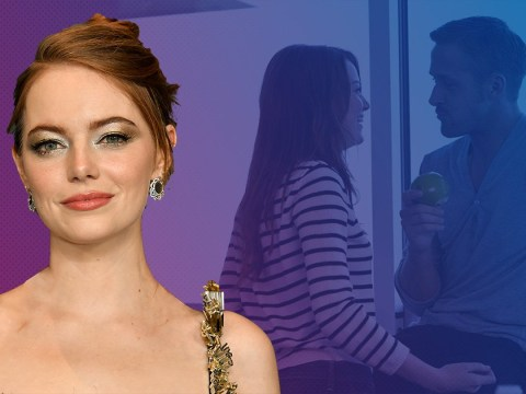 Emma Stone confesses she's never watched Crazy, Stupid, Love and we have so many questions