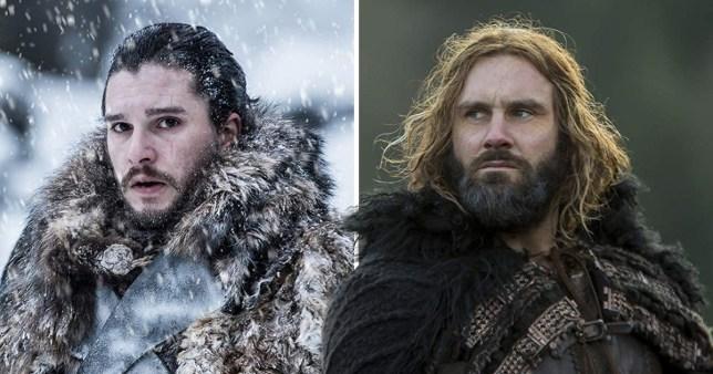 Vikings Game Of Thrones
